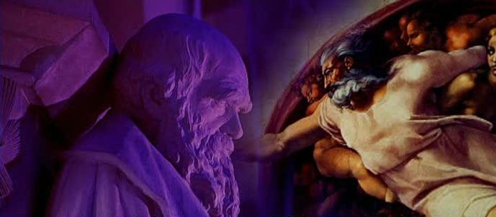 Darwin och gudstron