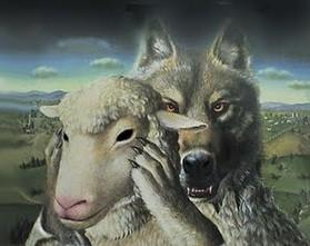 Jonas Gardell - ulv i fårakläder