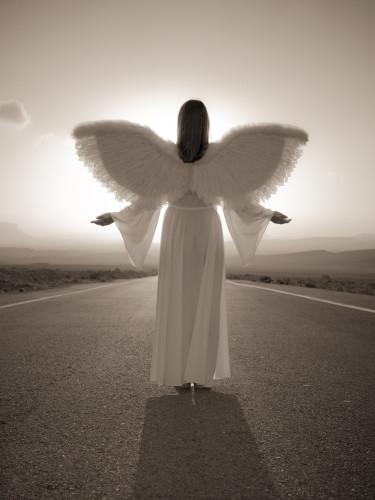 En ny änglauppenbarelse