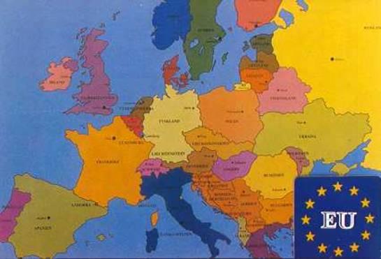 Europa mot profetians uppfyllelse