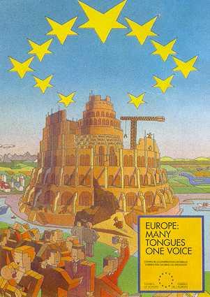 Europeiska stormaktsbygget är profetiskt förutsagt