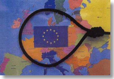 Snaran dras åt kring Europas folk