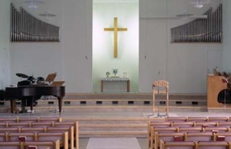 Ett stelnat gudstjänstliv