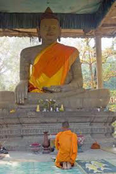 Mindfulness = buddism