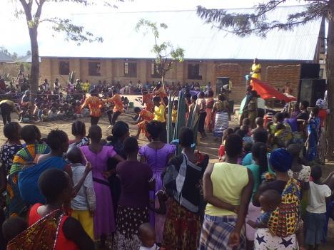 Kyrkor i Tanzania