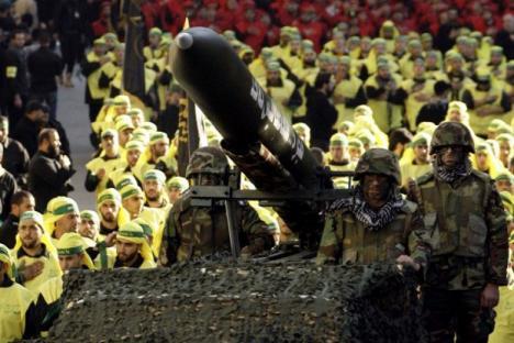 130 000 raketer mot Israel!