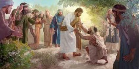 Jesus förvandlar liv!