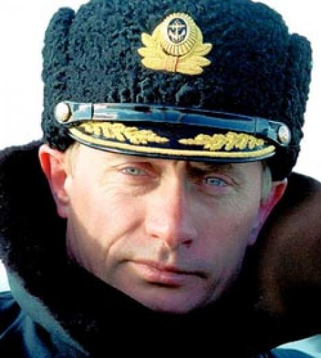 Planerar Putin krig?