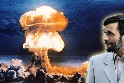 Irans hot mot Israel