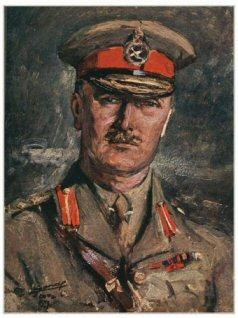 När Jerusalem överlämnades till England 1917