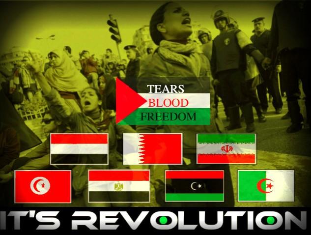 Arabisk revolution - får Israel betala priset?