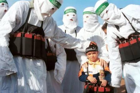 Hamas dödar sina egna barn