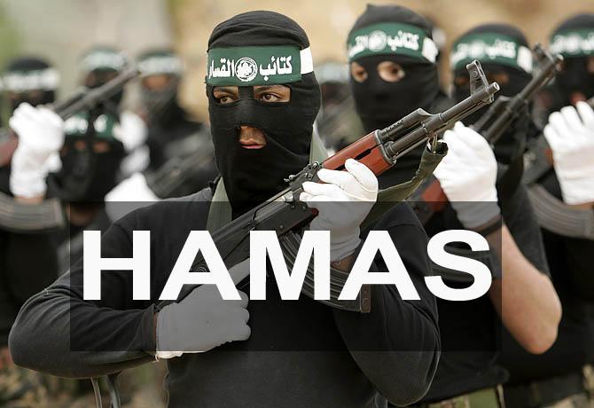Hamas bär det totala ansvaret