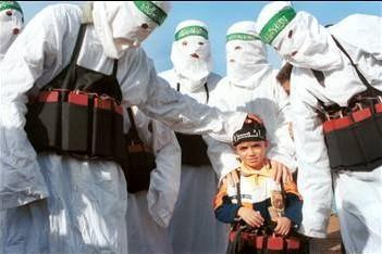 Hamas och kriget