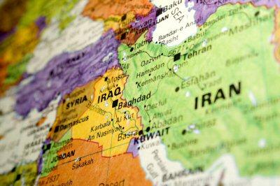 Iran ett hot mot Israel och världsfreden