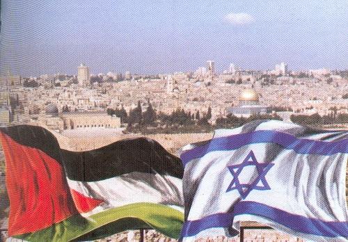 En ständig kamp mot Israel