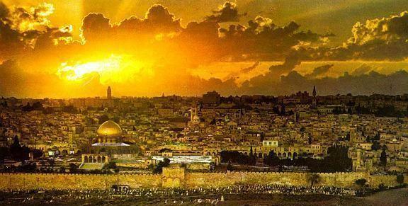 Vem har rätten till Jerusalem?