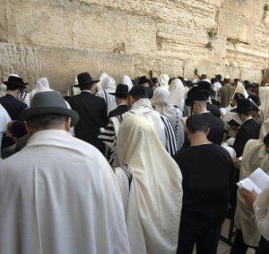 Judarna - en ödesfråga