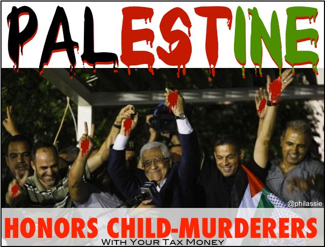 Betald terrorism i Palestina