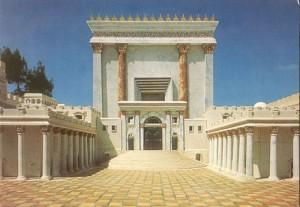 Nytt tempel planeras - ett stort tidstecken