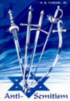 Antisemitismen ökar, tacka media för det