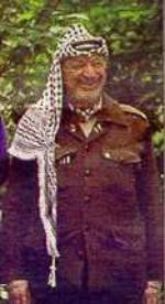 Palestinska ledare avslöjar sig allt mer