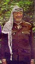 Arafats dubbelspel