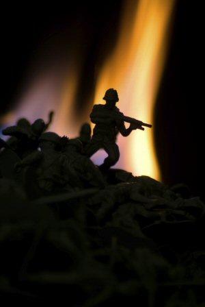Israels arméchef: Kriget kommer