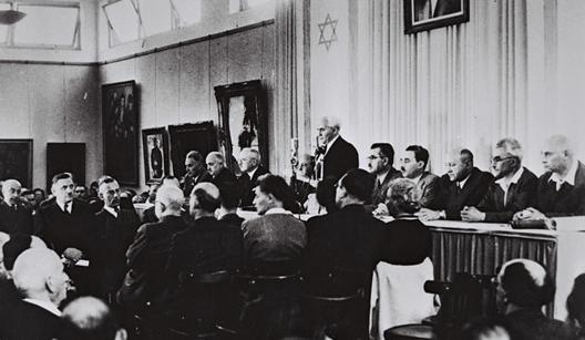 David Ben-Gurion - statsman och profetgestalt