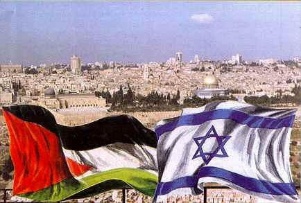 Kampen om Jerusalem rycker allt närmare