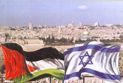 Jerusalem går mot profetisk uppfyllelse