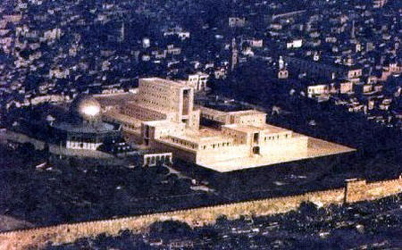 Tempelbygge går mot profetisk uppfyllelse