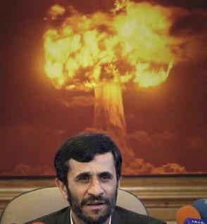 Iran bombhot mot Israel