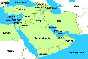 Muslimer önskar utplåning av Israel