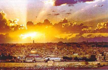 Jerusalem alltmer i händelsernas centrum