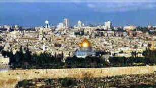 Jerusalem är konfliktens kärna