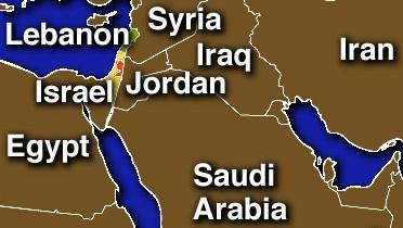 Spänningen ökar i Mellanöstern