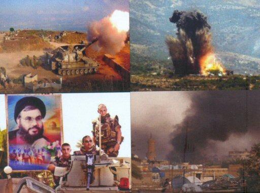 Konflikten i mellanöstern
