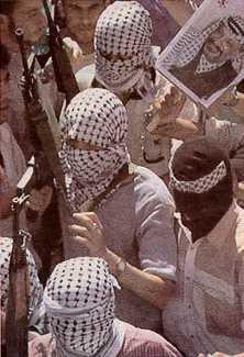 Palestinier är inte något folkslag