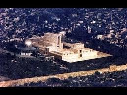 Ett nytt tempel i Jerusalem