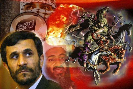 Iran väntar på 12:e imamen