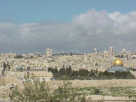En syn angående Jerusalems betydelse
