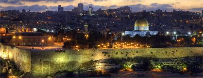 1200-tals profetia om Jerusalem
