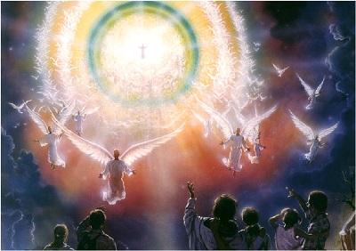 En dröm om Jesu återkomst