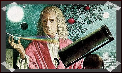 Newtons profetia om slutet