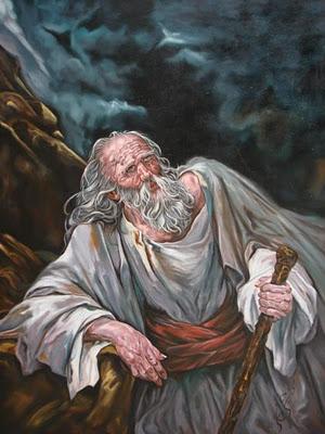 Profeten Hesekiels profetia - Holger Nilsson
