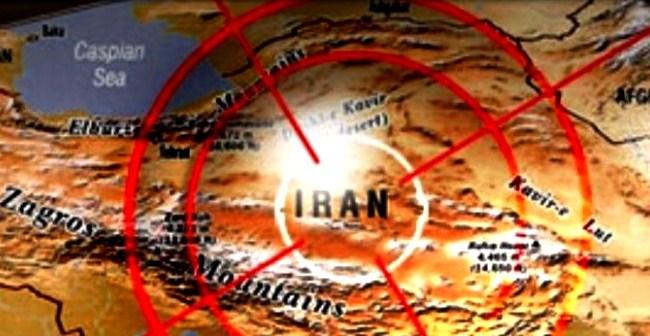 Iran - ett hot mot freden