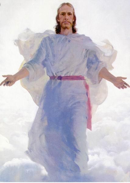 Jesus talade i drömmen
