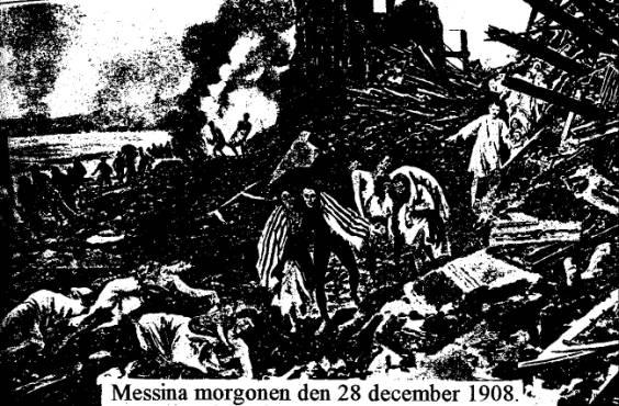 Profet varnade Messina före undergången