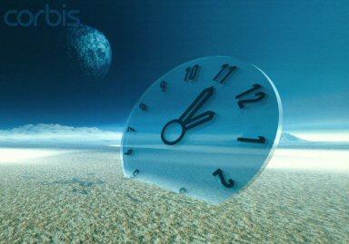 Ödesmättad tid